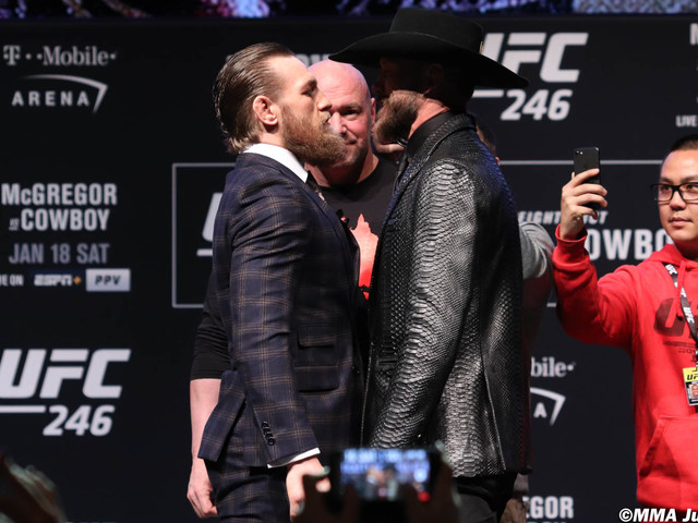 UFC 246: Conor McGregor vs Donald Cerrone: Full Fight Card, Preview, Start Time, How To Watch