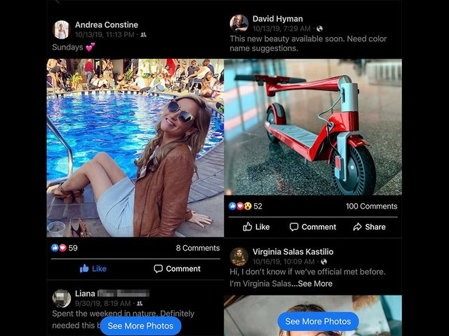 Facebook could get more like Instagram as company tests photos-only view
