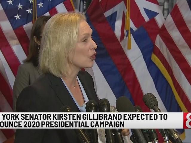 Gillibrand makes big moves toward 2020 campaign