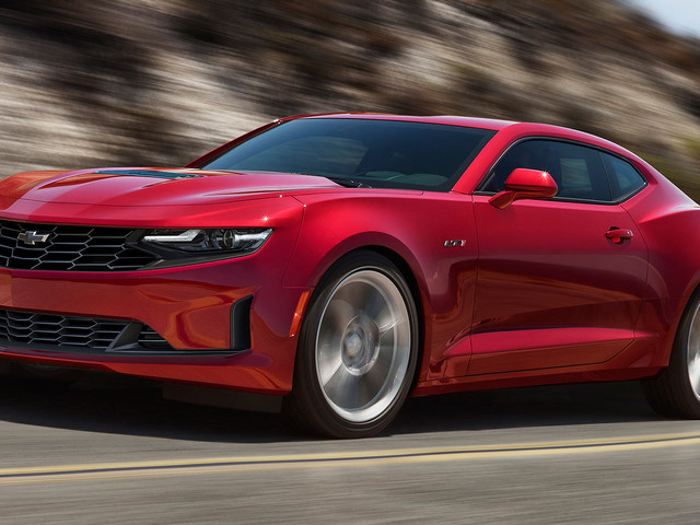 GM To Idle Chevy Camaro Production For A Further Six Weeks