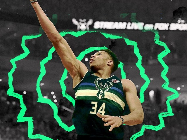 Giannis Antetokounmpo is the only reasonable choice for NBA MVP at this point