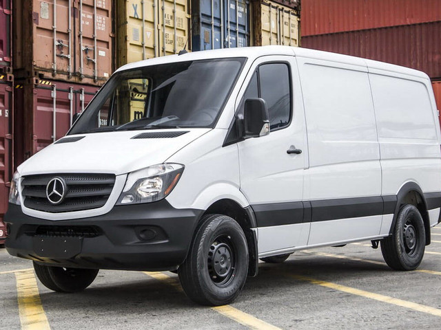 Daimler Recalling Loads Of Diesel Vehicles, Including 260,000 Sprinter Vans