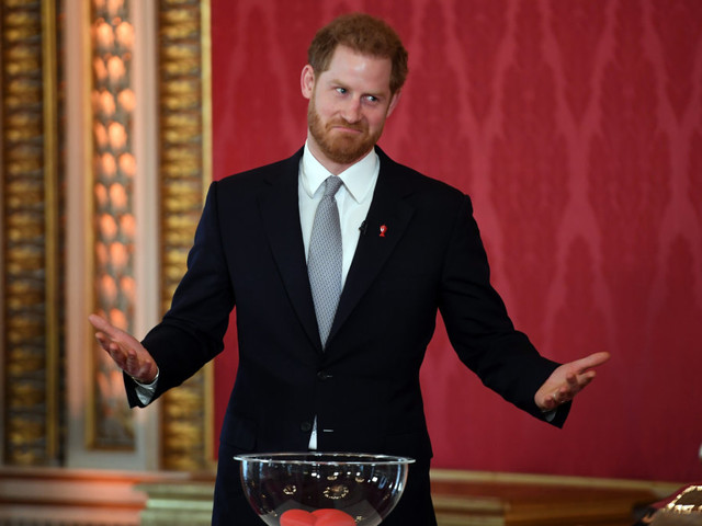 Prince Harry speaks out on royal exit