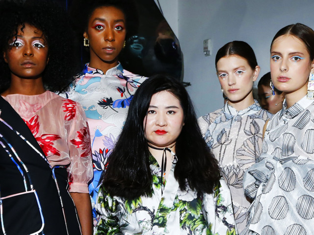 Why Were There So Many Chinese Designers This NYFW?