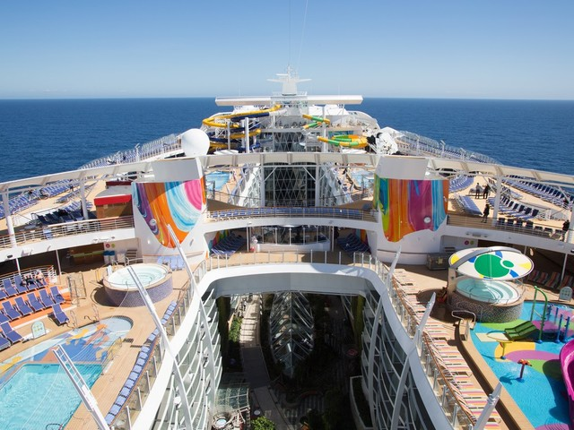 Symphony of the Seas 2018 Live Blog - Cruise Preview
