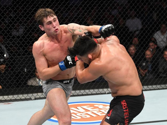 What Is Next For Darren Till after the Emphatic Middleweight Debut Against Kelvin Gastelum