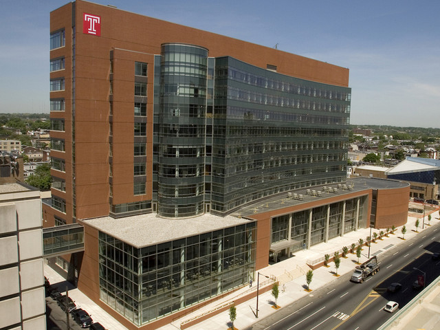 Fox School pledges $20,000 to protect front-line Temple University Hospital workers