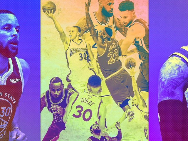 Steph and LeBron's Relationship May Be More Cordial Now—but It's No Less Competitive