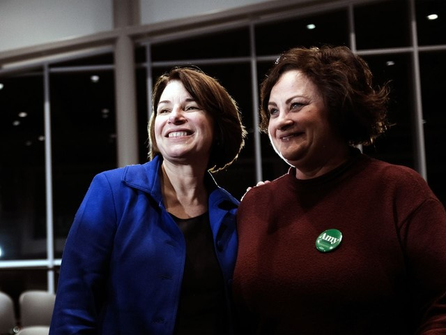 Amy Klobuchar desperately wants an Iowa moment. Impeachment is getting in the way.