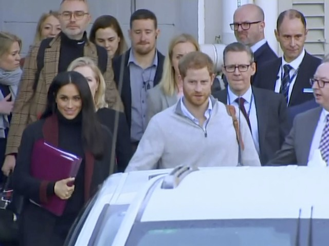 Prince Harry, Meghan expecting a child in spring