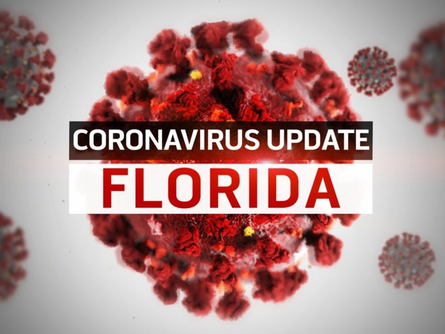 COVID In Florida: 4,690 Additional Cases, 107 Deaths Reported Saturday