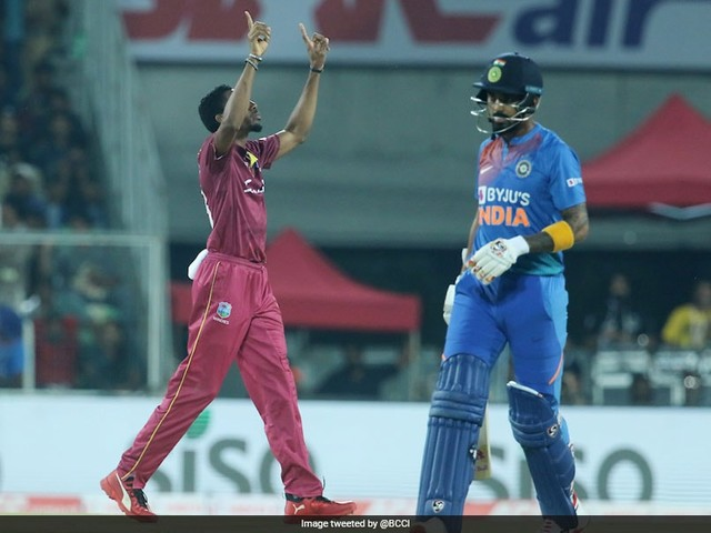 2nd T20I: West Indies Opt To Bowl Against India In Thiruvananthapuram