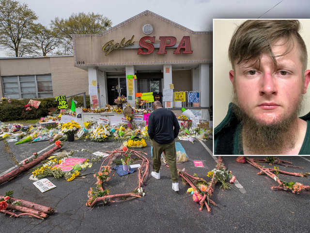 Atlanta spa shooter Robert Aaron Long pleads guilty to four murder charges