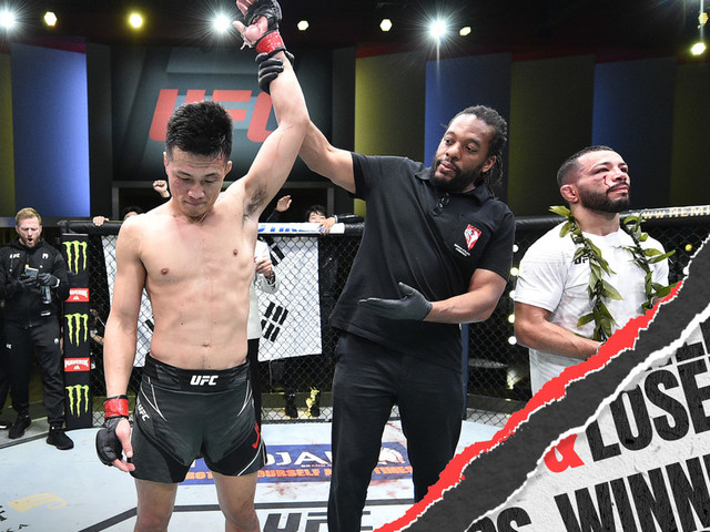 UFC Vegas 29: Korean Zombie vs. Ige - Winners and Losers