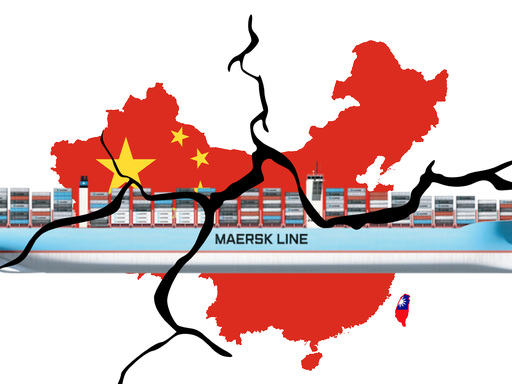 'Weak Start To The Year' - Maersk Warns Paralyzed Chinese Factories To Damage Global Economy