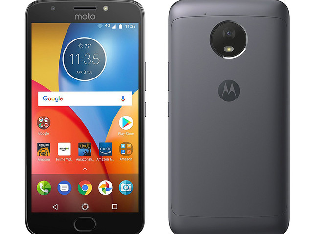 Moto E4 Plus and its 5000mAh battery available for pre-order at Amazon