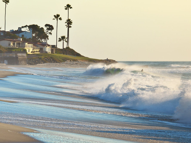 California Sea Level Could Rise 10 Feet By End Of This Century