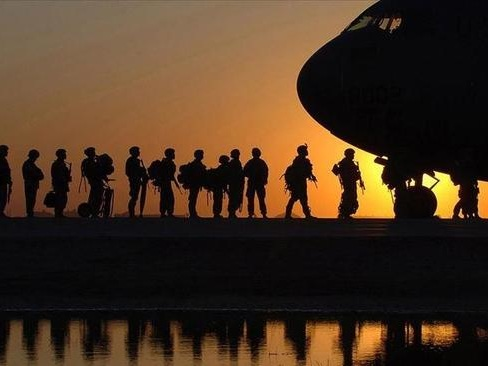 Hundreds Of US Troops Begin Deployment To Saudi Arabia To Counter Iran