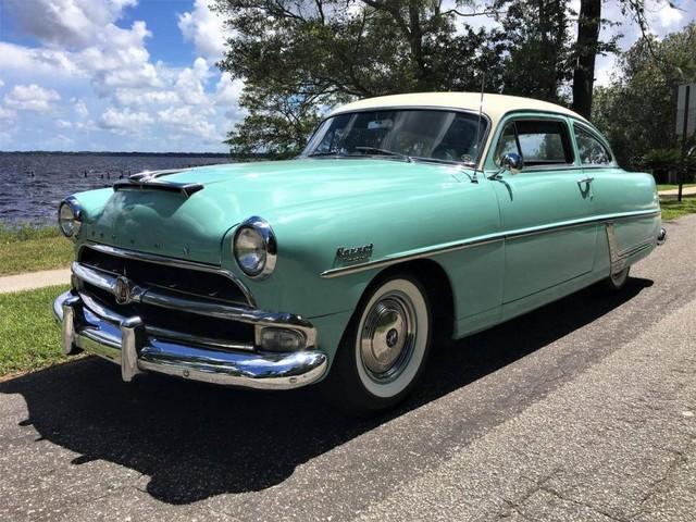Hemmings Find of the Day – 1954 Hudson Hornet