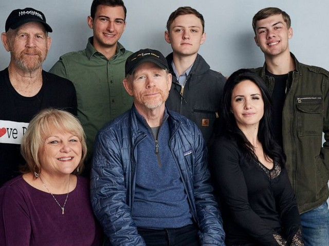 Sundance: Ron Howard documents aftermath of the Camp Fire