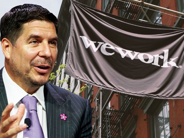 WeWork just restructured its compensation plan under new ex-Goldman head of people – read the memo here
