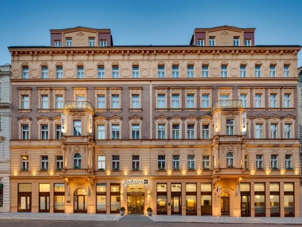 News: Radisson Blu Hotel, Prague, opens doors to first guests