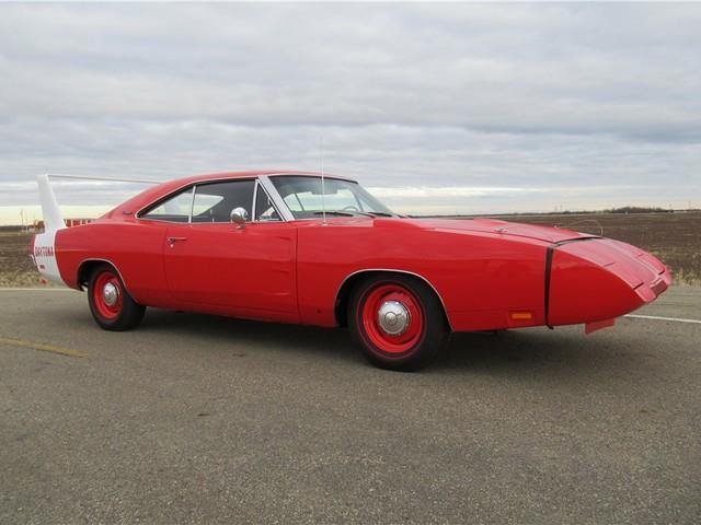 1969 Dodge Daytona 2-DOOR HARDTOP