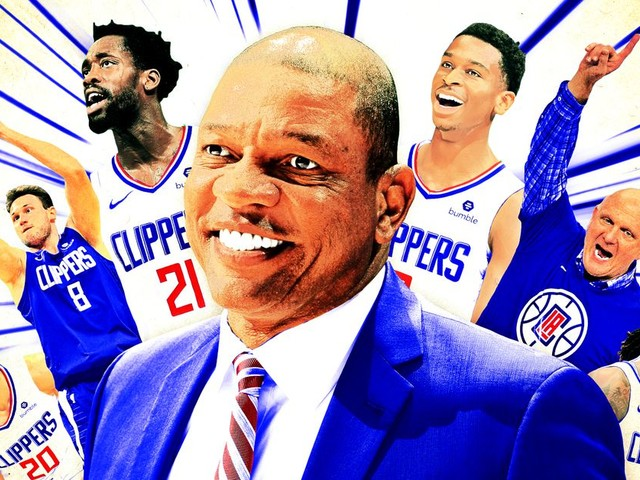 Is This Doc Rivers's Best Coaching Season?