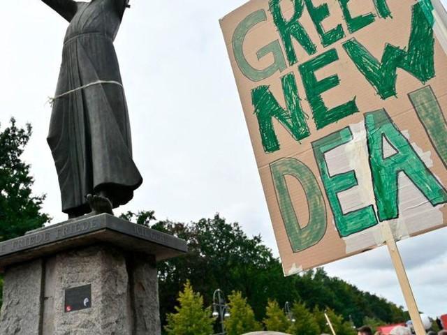 Report: Emails show how Biden will implement Green New Deal agenda through 'backdoor'