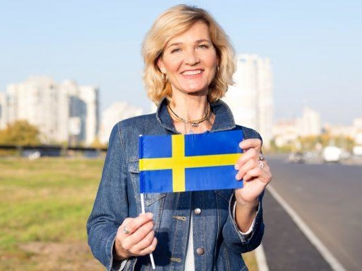 Whitney: In The Race For Immunity, Sweden Leads The Pack