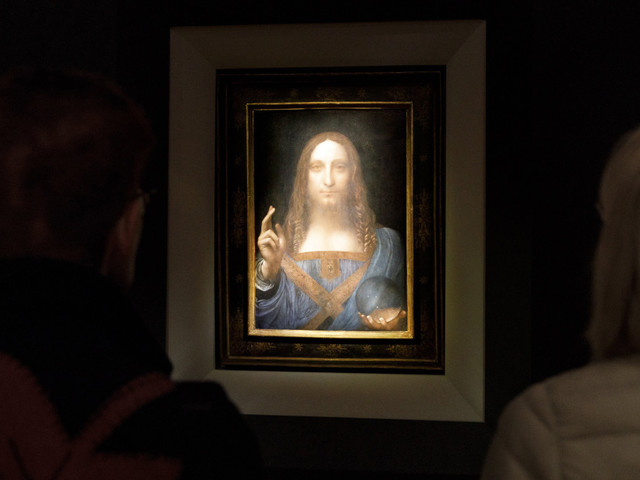 The lesson of that outrageous price for a da Vinci: There's too much money around