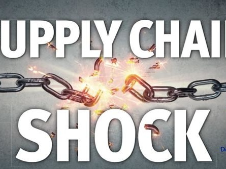 """US Exposed To Immediate Impact From """"Supply-Chain Shock"""", Deutsche Says"""