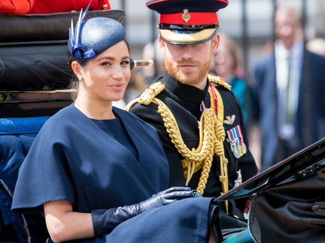 The Sussexes' exit from the Royal Foundation will likely be announced this week