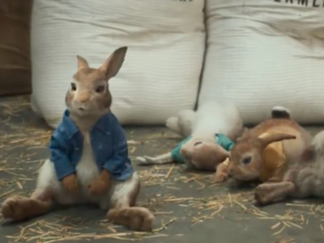 'Peter Rabbit' Film Criticised For Showing 'Food Allergy Bullying'