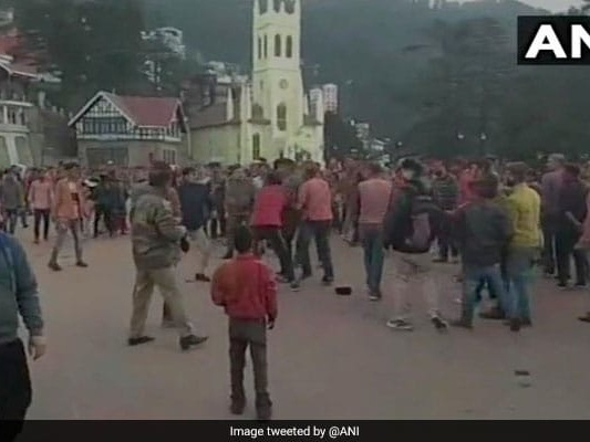 Drunk Holi Revellers Allegedly Attack Cops In Shimla: Police