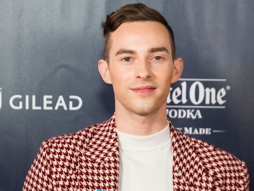Quibi Orders Adam Rippon Celebrity Throwback Daily Show From Hearst (EXCLUSIVE)