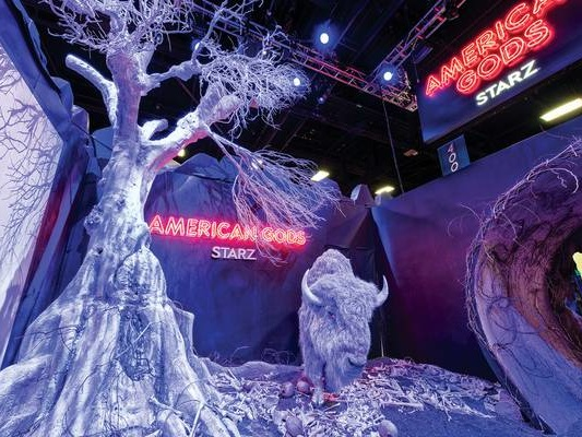 Las Vegas' evolution and incentives attract California's Premier Displays and Exhibits