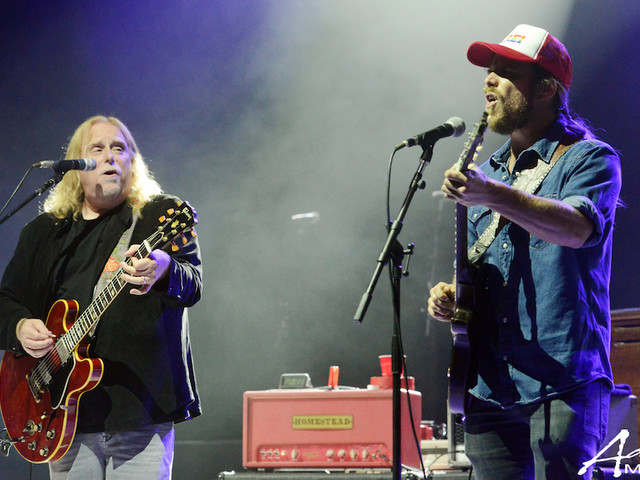 Gov't Mule & Guests Honor Woodstock 50th Anniversary At Mountain Jam