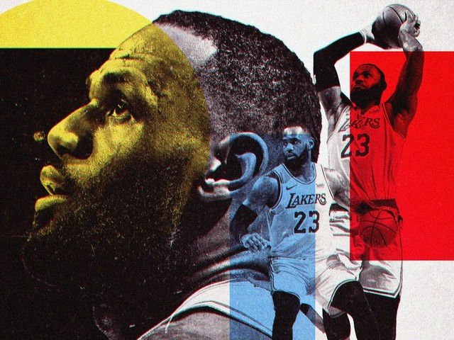 LeBron James Just Might Play Forever