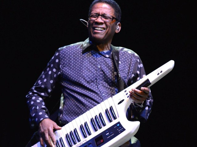 Herbie Hancock Announces 2018 Winter Tour