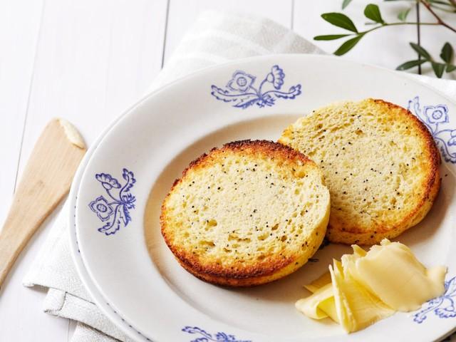 Low-carb mug bread