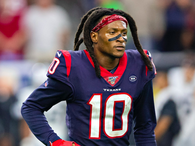 DeAndre Hopkins Shows Support for Black Teen Who Was Suspended Over His Locs