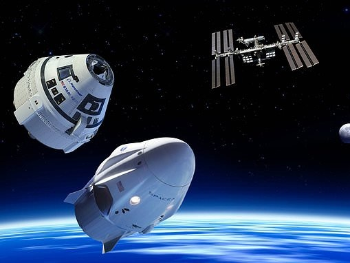 Elon Musk says SpaceX's Crew Dragon could fly first humans to space as soon as December this year