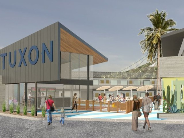 The Tuxon, A Modern Boutique Hotel In The Birthplace Of Tucson, To Open Winter 2019