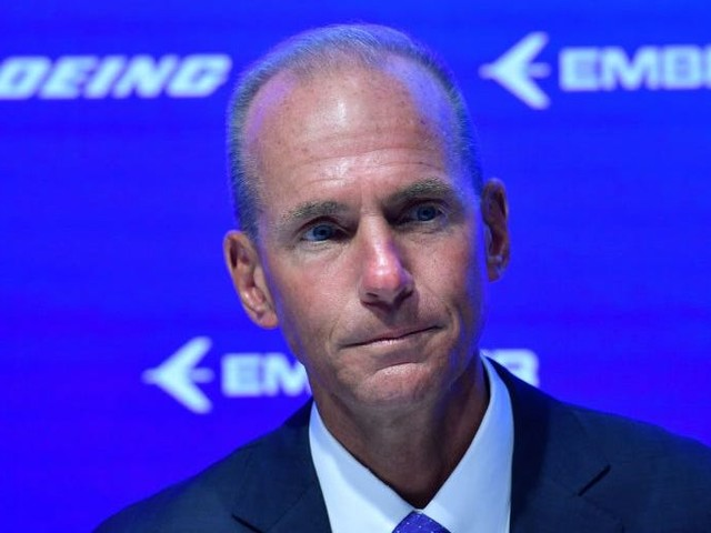 Boeing stripped its CEO of his chairman title and an analyst thinks it's the best possible outcome for him and the embattled company (BA)