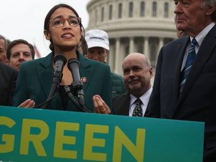 Priorities: Where do you start with the Green New Deal?