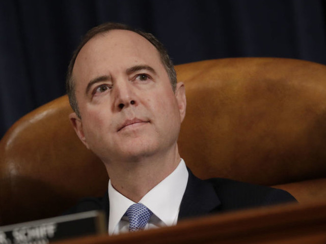 House Intel Chair Adam Schiff claims during impeachment hearing that he does not know the whistleblower's identity