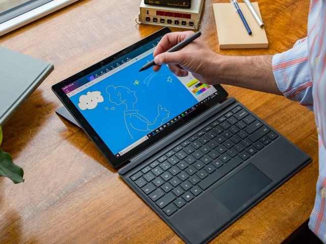 Act Fast: Surface Pro 6 w/ Type Cover $330 Off