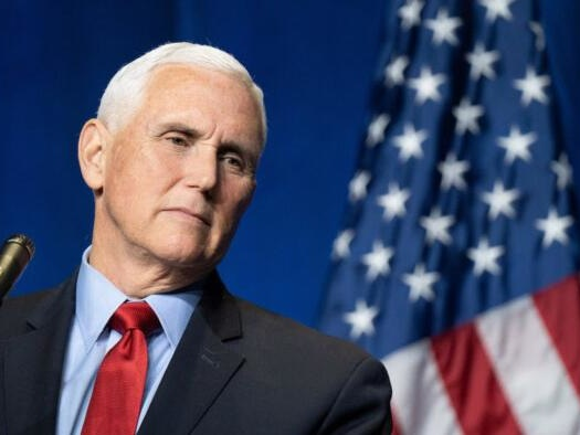 """""""China Senses Weakness"""": Pence Urges Biden To Take Tougher Stance On CCP"""