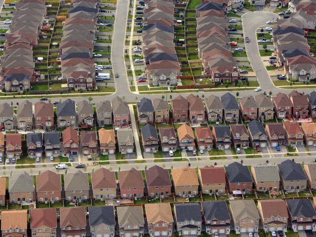 Canada's Seniors Live In Suburbs, And That's A Problem, Says New Report